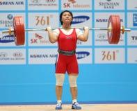 RI Jonghwa von DPR Korea Stockfotografie