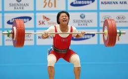 RI Jonghwa von DPR Korea Lizenzfreies Stockbild