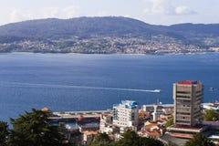 Ria του Vigo Στοκ εικόνες με δικαίωμα ελεύθερης χρήσης