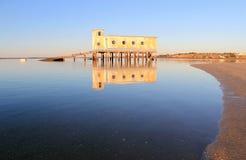 ria парка жизни предохранителя fuseta formosa здания Стоковое Изображение
