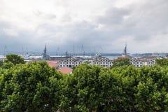 Ria de Ferrol Royalty Free Stock Image