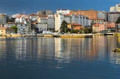 Ria de Pontevedra Imagem de Stock Royalty Free