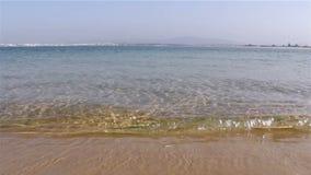 Ria Formosa View from Farol island. Algarve stock footage