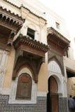 Riad in Essaouira. Very popular resort in Morocco, Africa Royalty Free Stock Photos