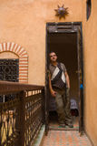 Riad guest Royalty Free Stock Images