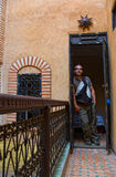 Riad guest Royalty Free Stock Photography