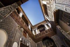 Riad I arkivbilder