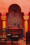 Riad marroquino Fotografia de Stock Royalty Free