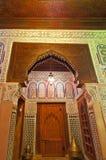 Riad at Meknes, Morocco Stock Photos