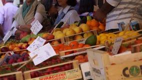 Rialto食品批发市场的场面在威尼斯(18 22) 影视素材