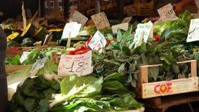 Rialto食品批发市场的场面在威尼斯(19 22) 影视素材