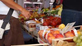 Rialto食品批发市场的场面在威尼斯(17 22) 影视素材