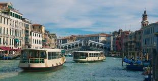 rialto Βενετία Στοκ εικόνες με δικαίωμα ελεύθερης χρήσης