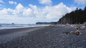 Rialto Beach, Washington State, USA Royalty Free Stock Photo