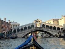 Rialto Brücke Stockbild