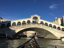 Rialto Brücke Stockbilder
