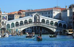 Free Rialto Bridge Stock Photo - 29902610