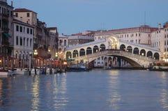 Free Rialto Bridge In Venice Royalty Free Stock Image - 17480426