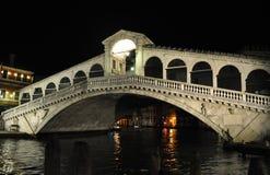 Rialto Bridge, Venice Royalty Free Stock Photo