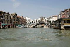 Rialto Bridge, Venice Royalty Free Stock Photography