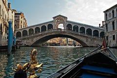 Rialto Bridge Stock Images