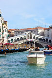 Rialto Bridge Stock Image