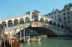Rialto Bridge, Venice, Italy Royalty Free Stock Photo