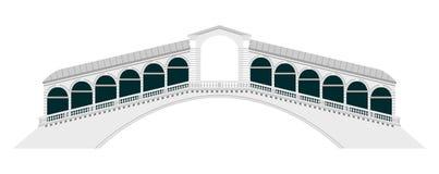 Rialto Bridge  - Venice - Italy Stock Image