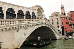 Rialto Bridge, Venice Royalty Free Stock Photos