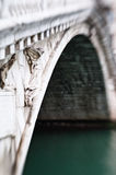 Rialto brigde Stock Photo