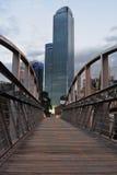 rialto footpath стоковые фото