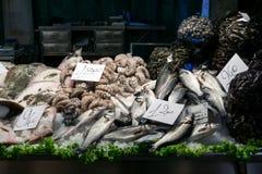 Rialto Market Royalty Free Stock Photo