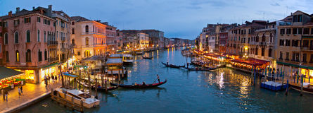 Rialto, Veneza Imagem de Stock Royalty Free