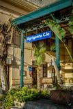 Rialway stacja Agrigento Fotografia Royalty Free