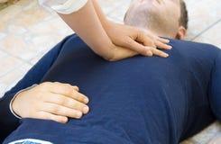 Rianimazione cardiopolmonare immagini stock libere da diritti