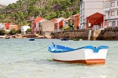 Rias Baixas, Galiza, Espanha Imagem de Stock Royalty Free