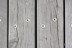 Riassunto: Stecche di legno dell'impalcato Fotografia Stock