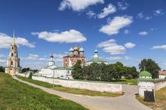 Riazan kremlin Musée-réservation historique-architecturale de Riazan Riazan Image stock