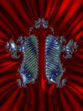 Rib Cage Fractals Pattern Photos stock