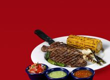 Rib eye Royalty Free Stock Photo
