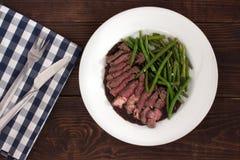 Rib Eye Steak Fotografie Stock