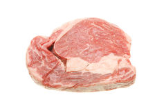 Rib eye steak Royalty Free Stock Images