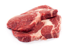 Rib eye steak Stock Photography