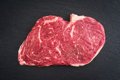 Rib eye steak Royalty Free Stock Photo