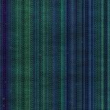 Rib il tessuto tricottato come progettazione di struttura nei colori verde blu indietro Immagini Stock Libere da Diritti
