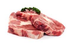 Rib la bistecca dell'occhio fotografie stock libere da diritti