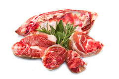 Rib lamb Royalty Free Stock Image