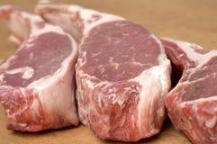 Rib lamb chops Royalty Free Stock Photography