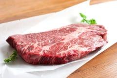 Rib-oog lapje vlees Royalty-vrije Stock Afbeelding