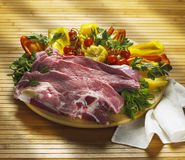 Rib steak Royalty Free Stock Image